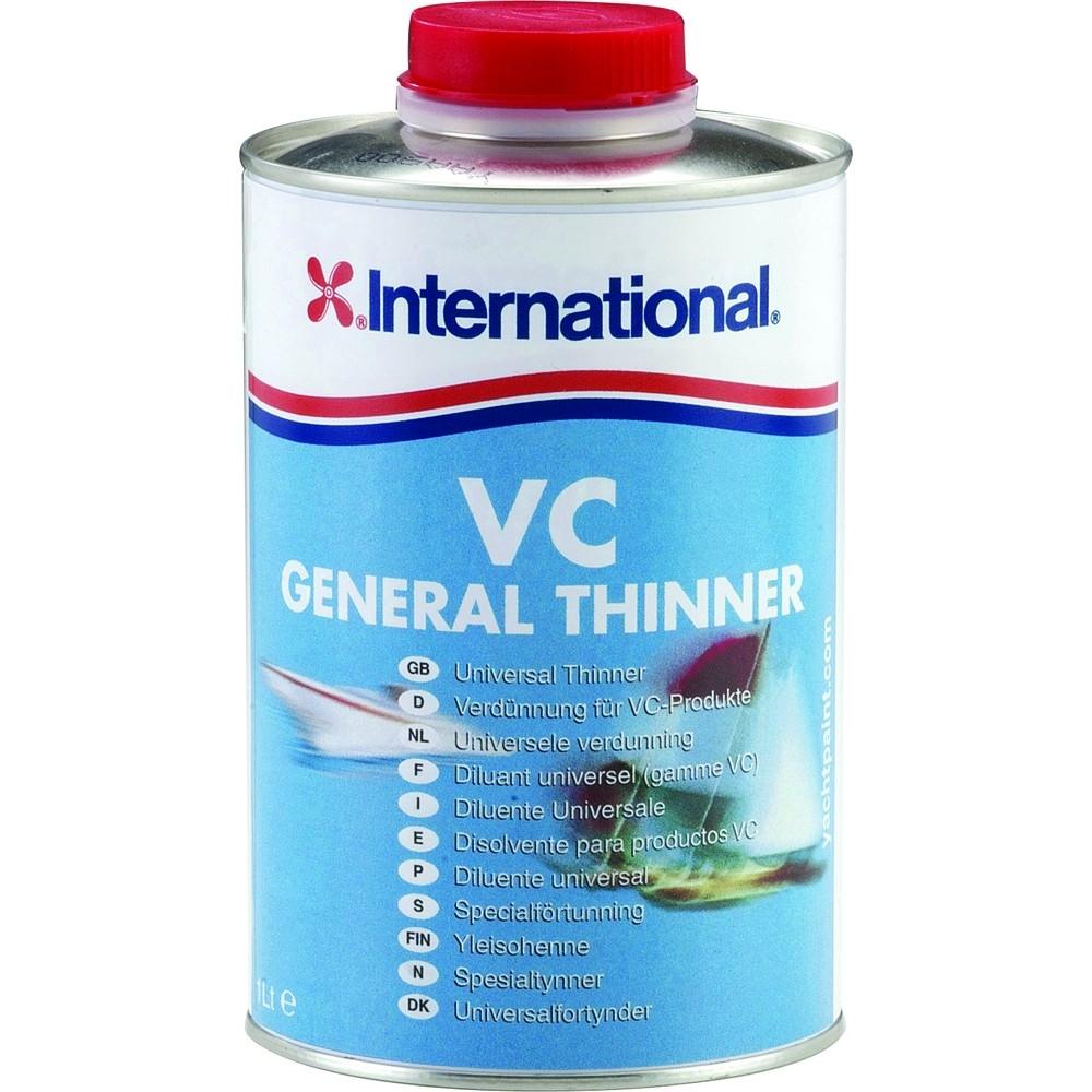 International VC General Thinner - 1,0 Ltr