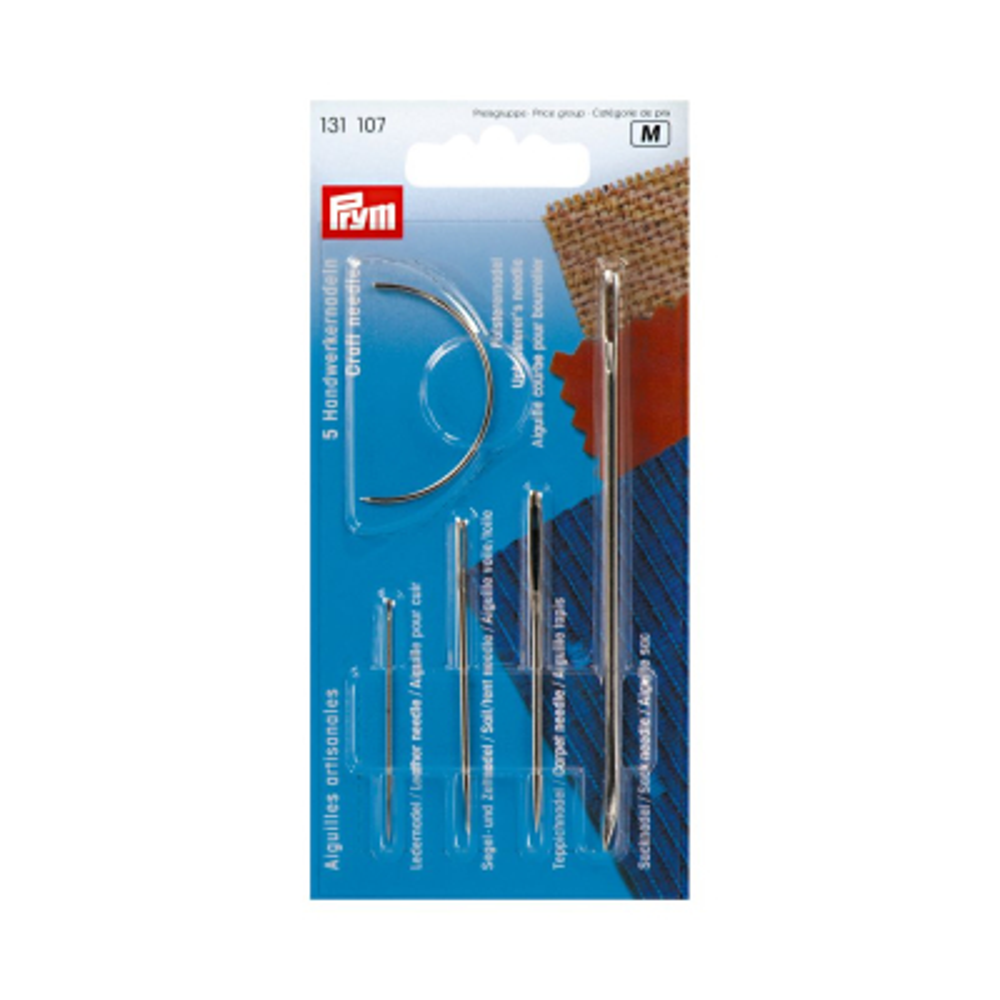 Prym® Handwerkernadeln 5 Stück