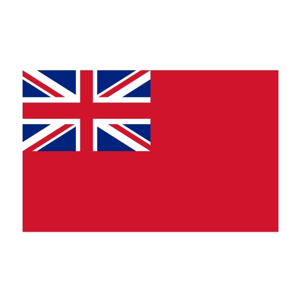 Flagge Großbritannien - Red Ensign