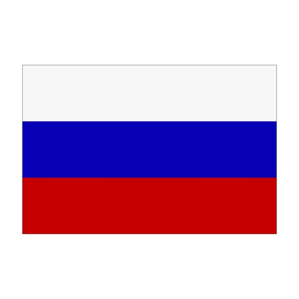 Flagge Russland 30 x 45 cm