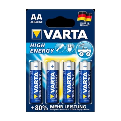 Varta High Energy Batterie LR 6 / AA