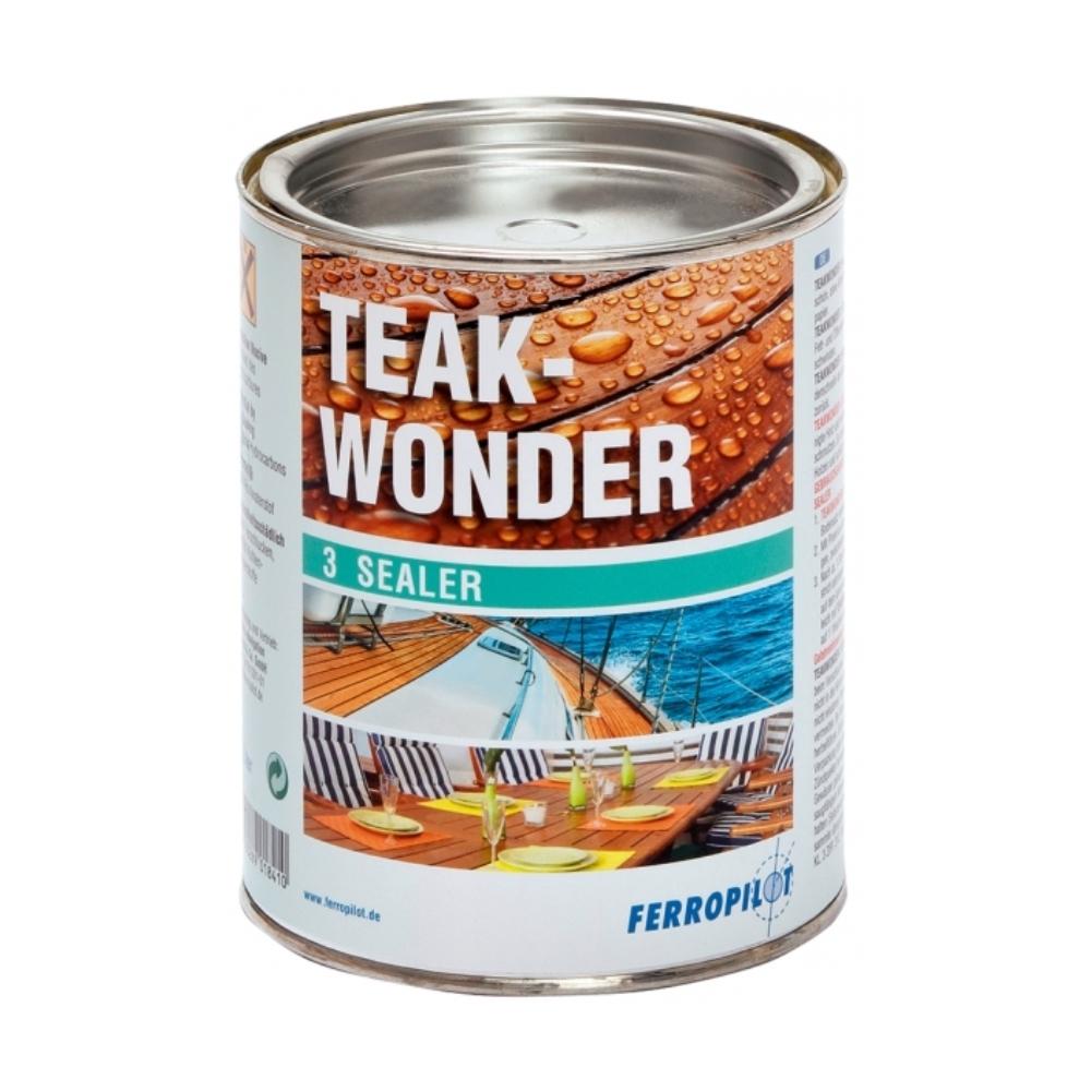 Teakwonder Versiegler - 1,0 Liter