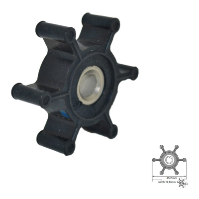 Impeller 09-1052S-9 - Pumpe F3
