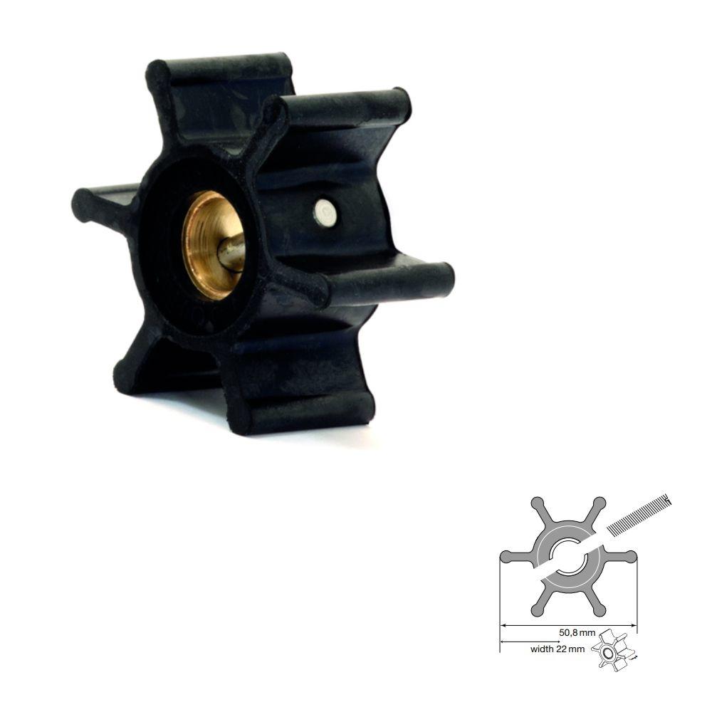 Impeller 09-810B-1 - Pumpe F4