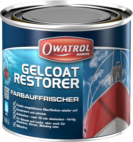 Owatrol Gelcoat Restorer - Farbauffrischer