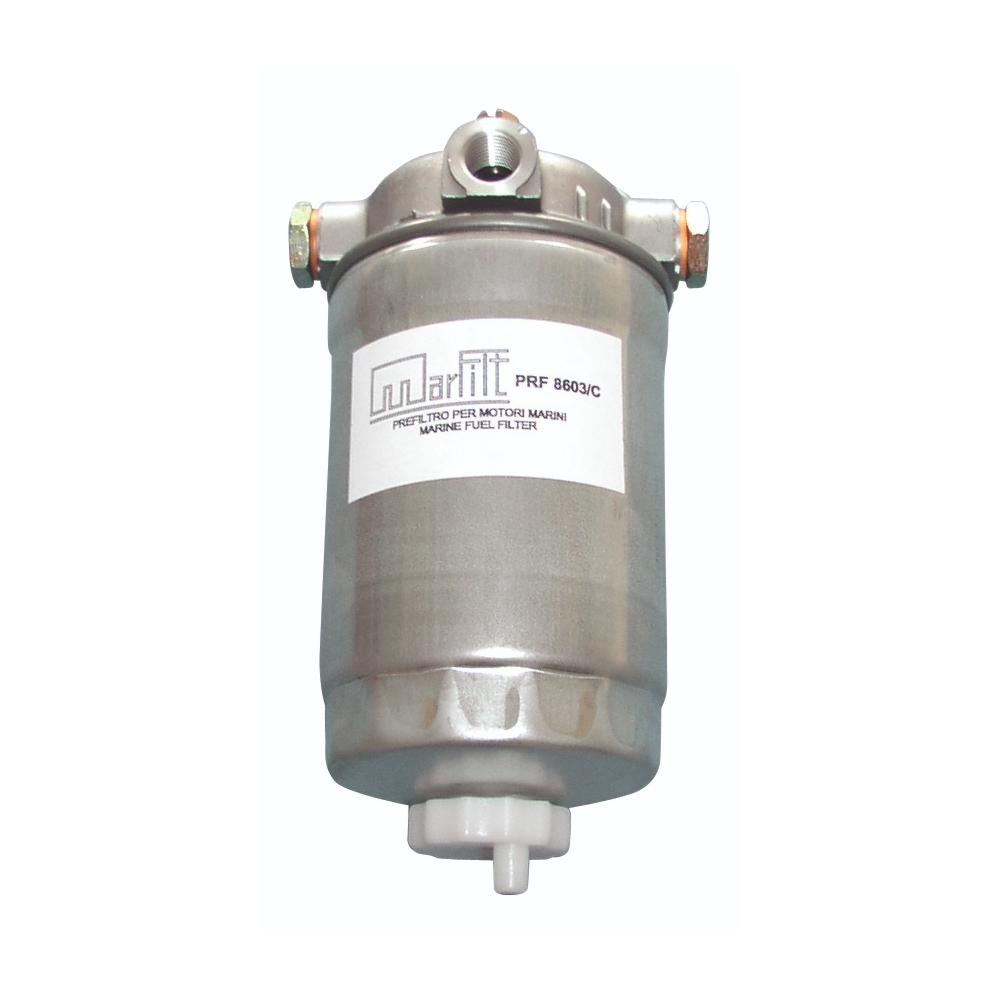 Treibstofffilter mit Wasserabscheider