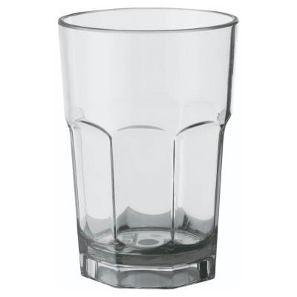 "Trinkglas ""Octoglass"" - 30 cl - 3er Pack"