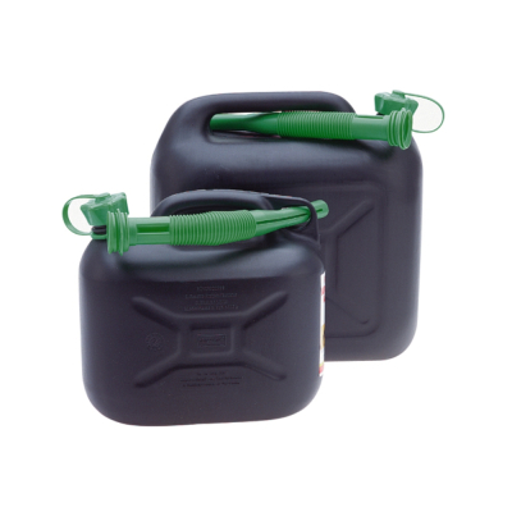 Kraftstoffkanister - schwarz