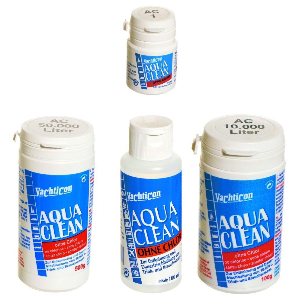 Yachticon Aqua Clean ohne Chlor