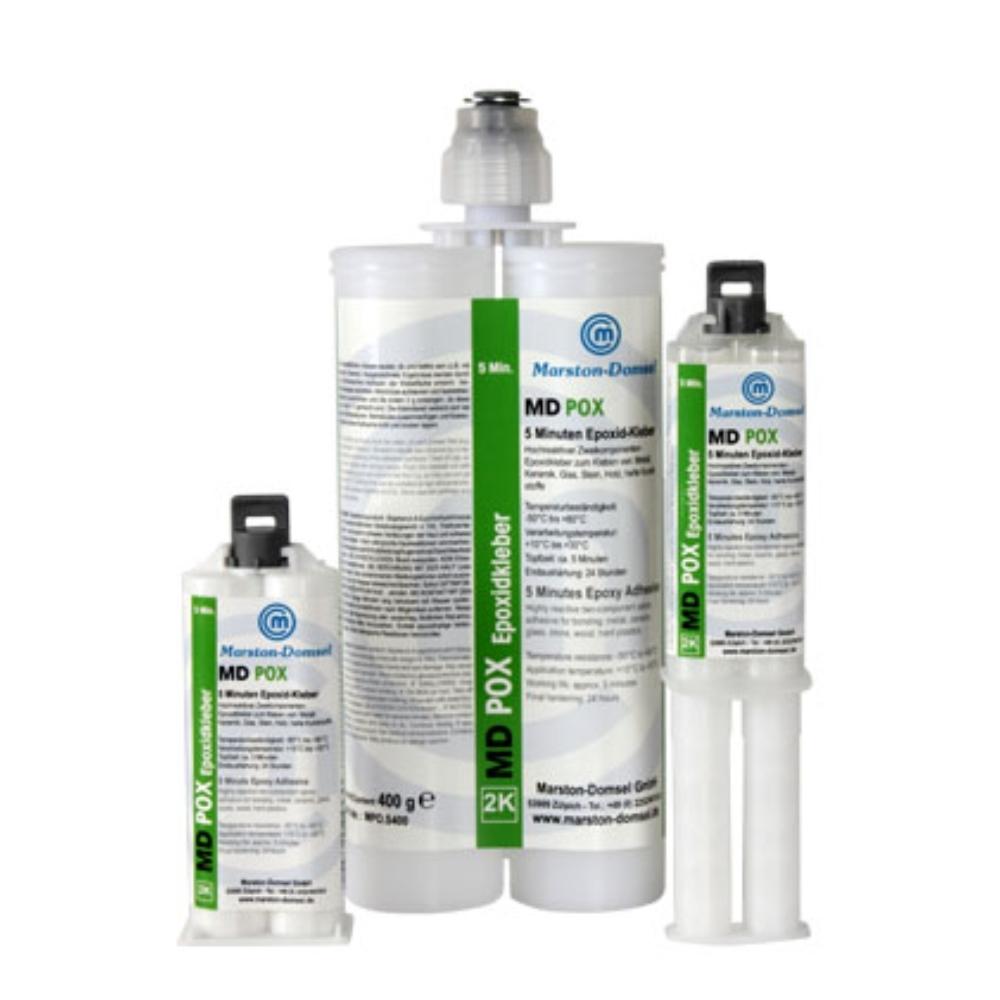 MD-Pox - 5 Minuten Epoxid-Kleber 25 g