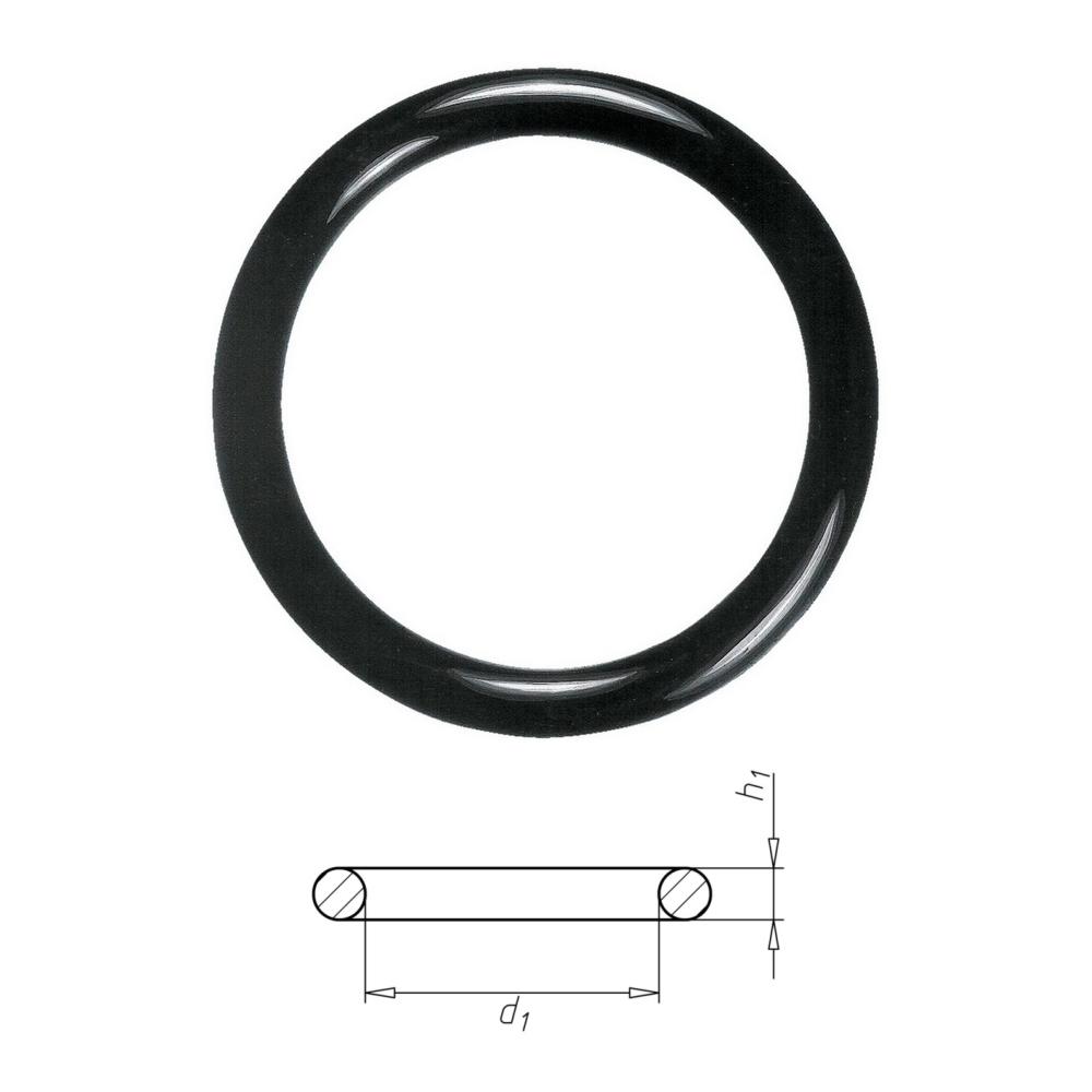 O-Ring DIN 3771 - Perbunan