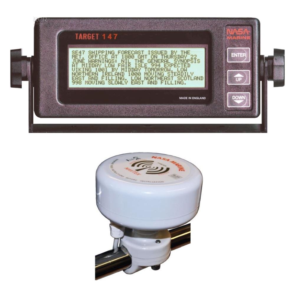 Nasa Target 147 - Wetterdecoder