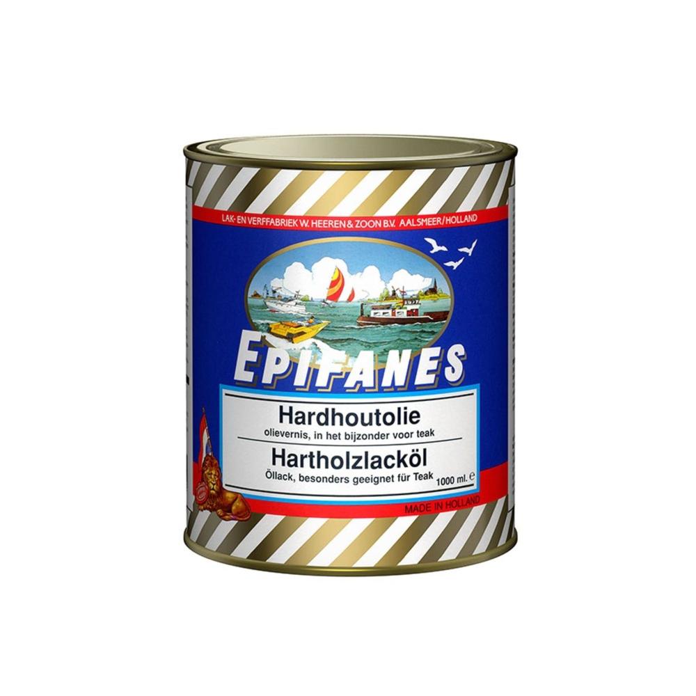 Epifanes Hartholzlacköl, hochglanz