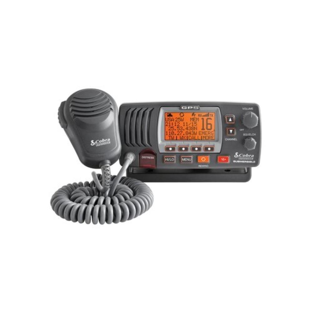 Cobra UKW Seefunkgerät MRF77 - GPS / DSC / ATIS
