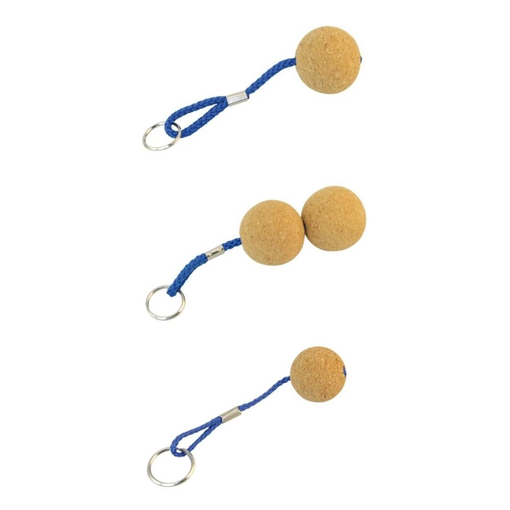 Schlüsselanhänger Korkball - schwimmfähig