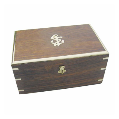 Maritime Holzbox