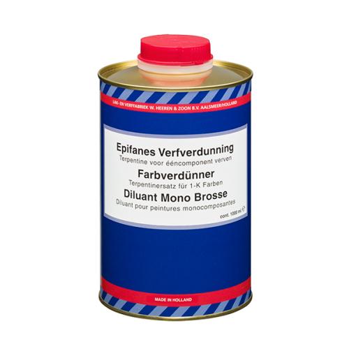 Epifanes Farbverdünner 1,0 Liter