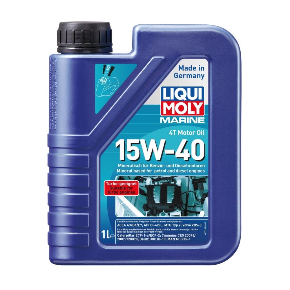 Liqui Moly 4-Takt-Öl 15W-40