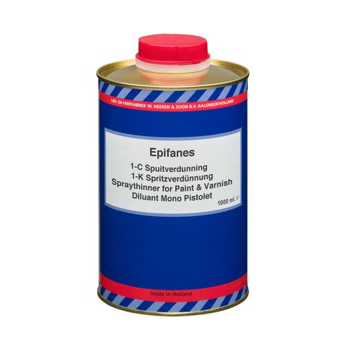 Epifanes 1-K Spritzverdünner 1,0 Liter