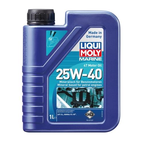 Liqui Moly 4-Takt-Öl 25w-40